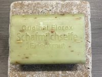 Florex Schafmilchseife eckig Eisenkraut 100 g Stück